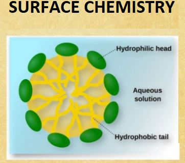 XII ISC CHEMISTRY NOTES ON SURFACE CHEMISTRY | Chemmonk